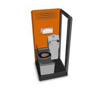 Mobilní toaleta TOP LINE LEMON s možností mytí rukou