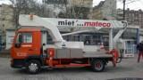 Pronájem montážních plošin Brno