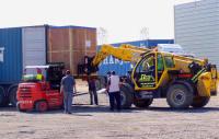 nakládka kontejnerů Ostrava