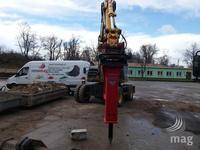 dodávka hydraulických kladiv Miller