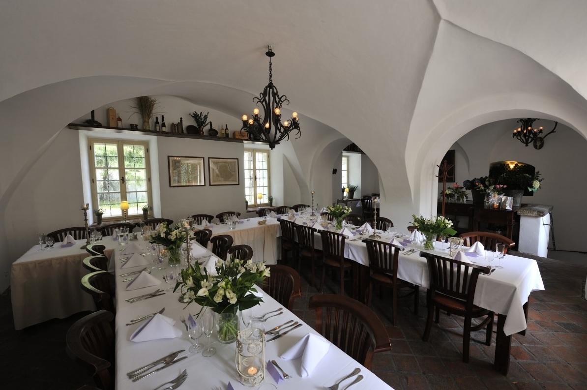 Svatba na zámku Ostrava