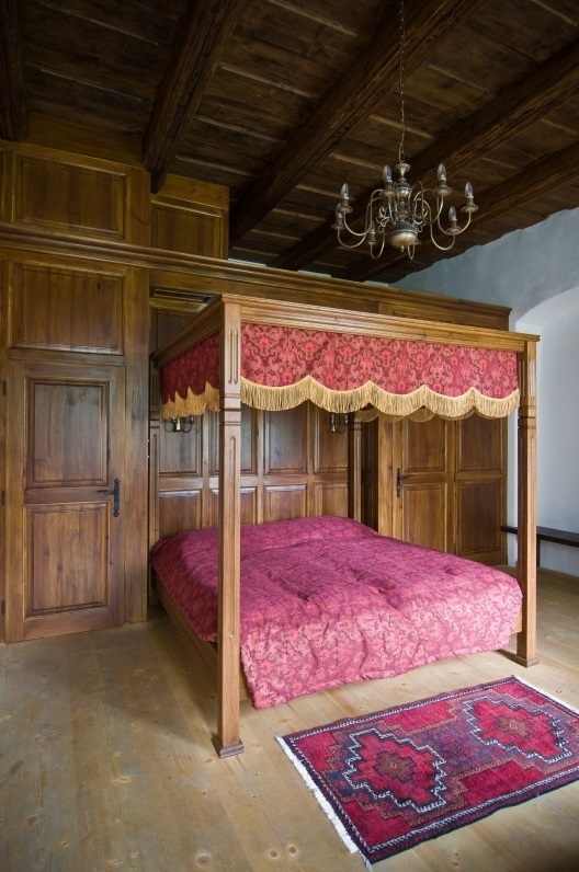 Víkendové ubytování na zámku Ostrava