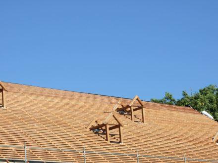 Střechy na klíč, na míru - stavba, montáž střešní krytiny