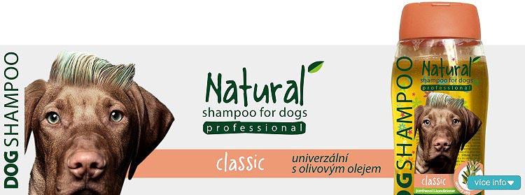 Veterinární diety, přírodní doplňky stravy pro psy Opava