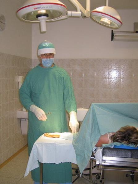 Plastická chirurgie Zlín