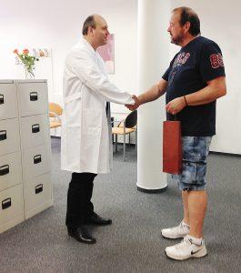 Léčba hemeroidy Praha