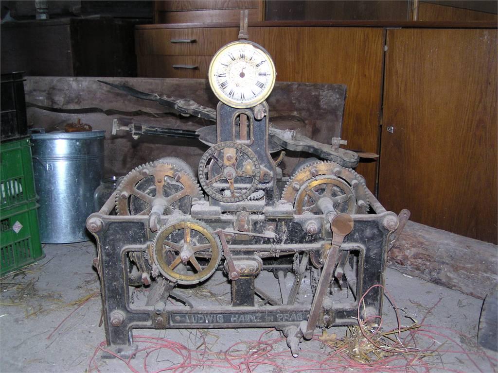 Restaurování a opravy věžních hodin Praha