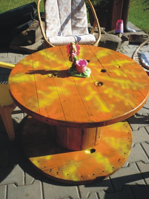 stoly z cívek Přerov, Olomouc
