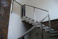 Zámečnictví, zábradlí, schodiště Brno
