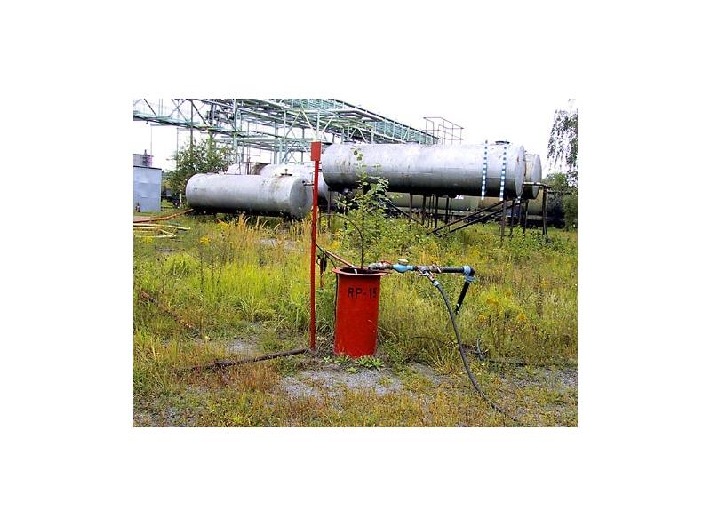 Likvidace ekologických zátěží životního prostředí Brno