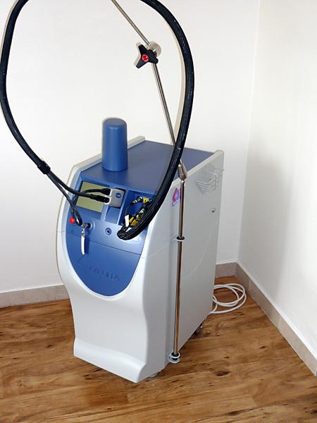 Léčba akné laserem Znojmo