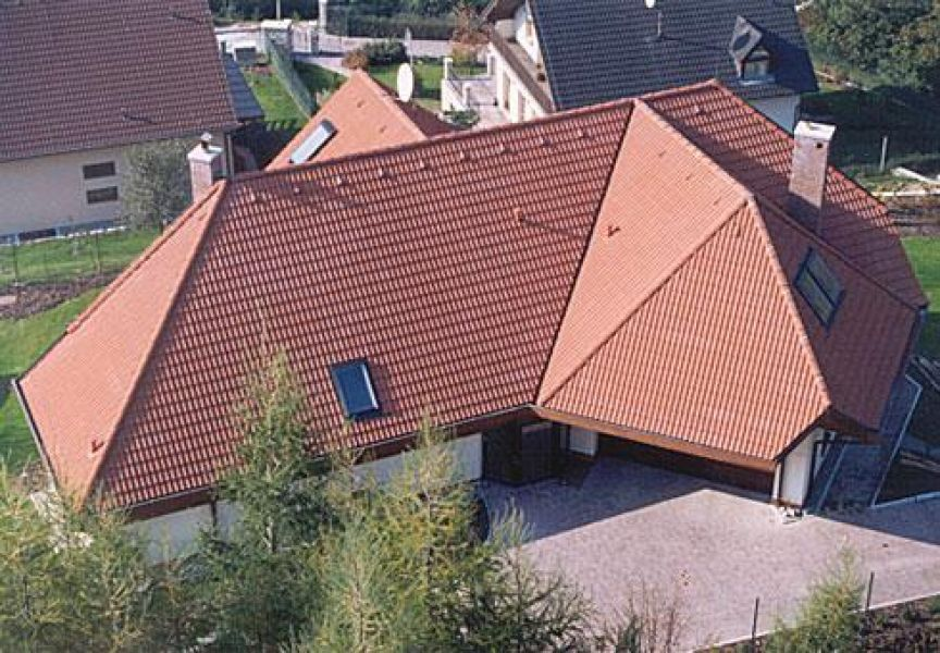 Izolace, montáž šikmých, plochých střech, teras Uherské hradiště