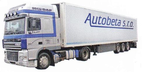 Autodoprava vnitrostátní, mezinárodní kamionová Uherské Hradiště