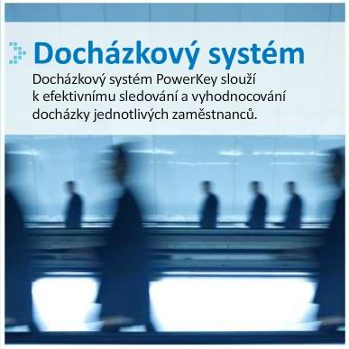 Docházkový systém PowerKey