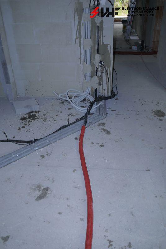 Elektroinstalační práce, hromosvody Frýdek-Místek