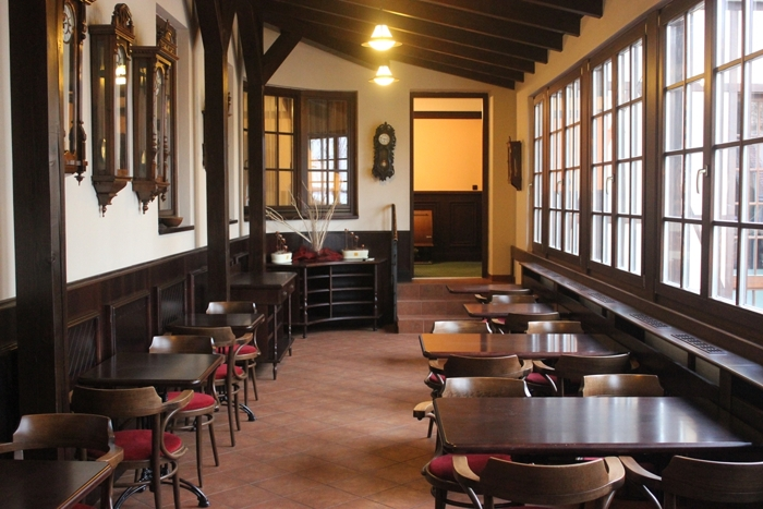 Stylová irská restaurace, obědové menu, obědy Uherské Hradiště