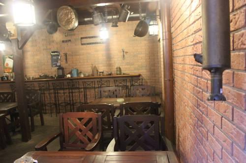 Irská nekuřácká restaurace Uherské Hradiště