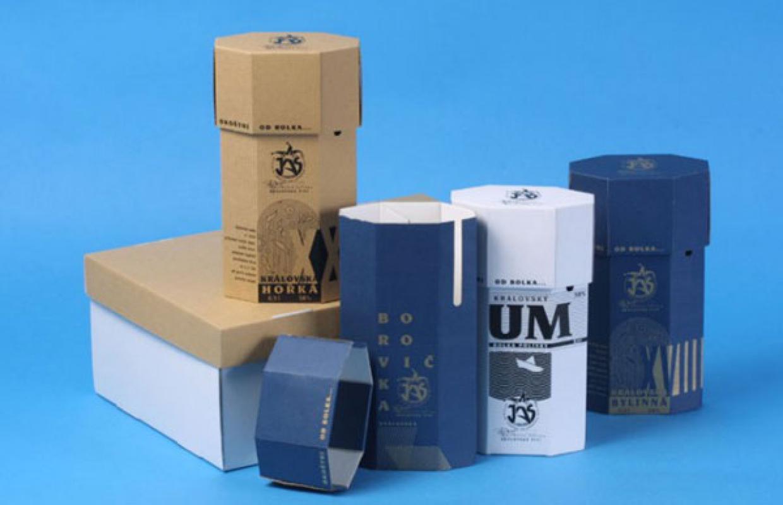 Bednové krabice z lepenky