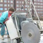 Řezání betonu Brno