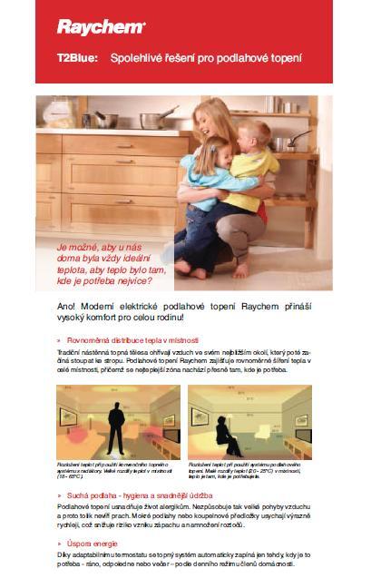 Prodej podlahové topení