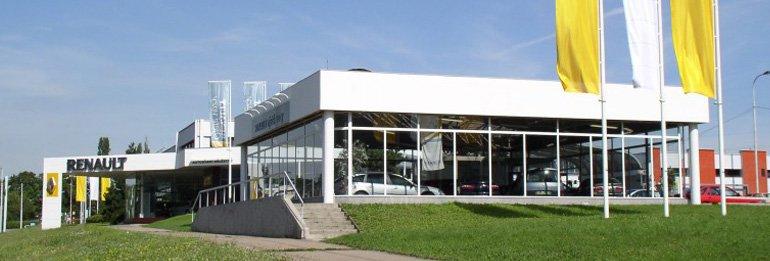 Prodej ojetých vozů Renault Praha - autorizovaný dealer vozů Renault a Dacia