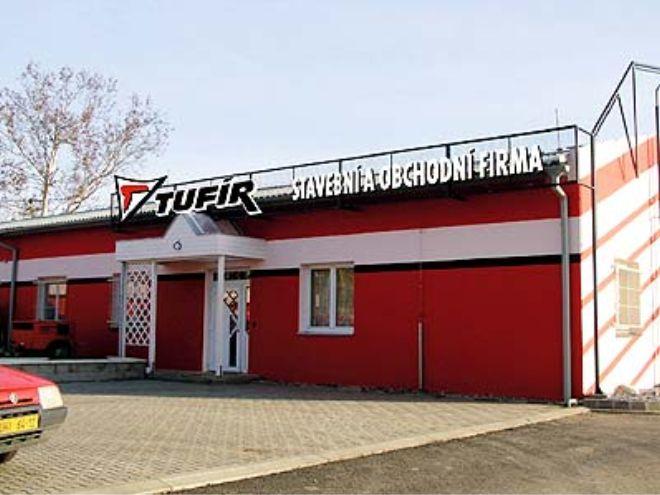 Půjčovna stavebního nářadí a mechanizace - Tufír Kunovice