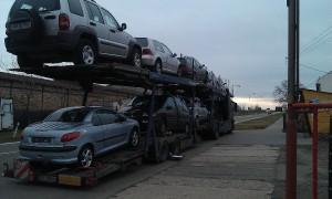Dovoz ojetých aut z Německa, ze zahraničí Kroměříž