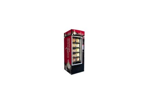 Nápojové, prodejní, potravinové automaty - prodej, dodávka, servis, pronájem