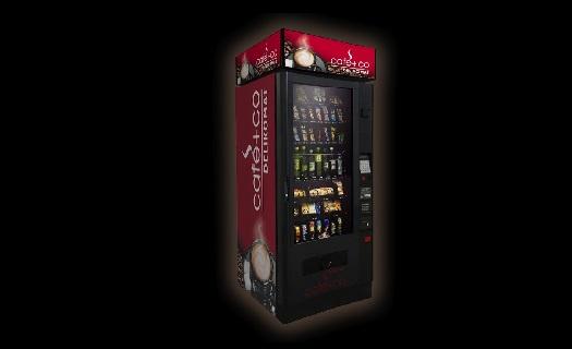 potravinové automaty Brno