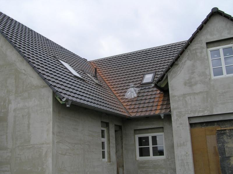 Zelená úsporám, dotace na střechu rodinného domu Uherské Hradiště