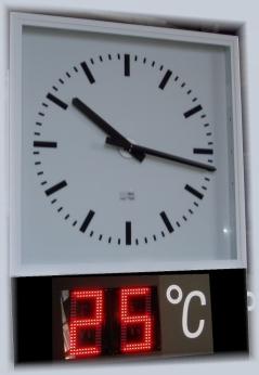 Školní hodiny Brno