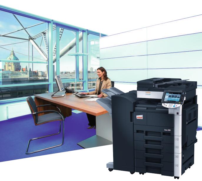 Prodej, servis, tiskárny, multifunkční tiskárny DEVELOP, KONICA MINOLTA