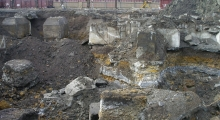 Skládkování, nakládání s odpady, skládka Praha