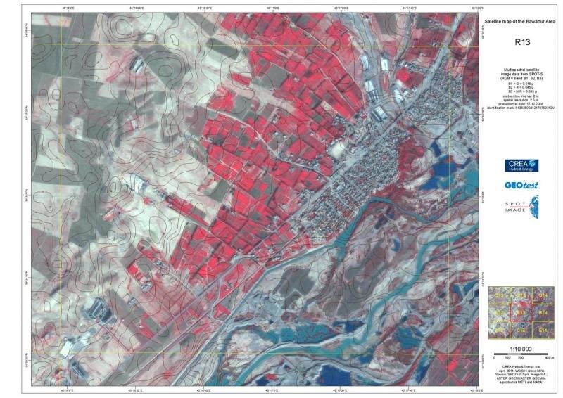 Kartografie, geoinformatika a dálkový průzkum Země Praha