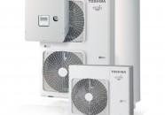 klimatizační jednotky pro domácnosti, komerční a průmyslové objekty