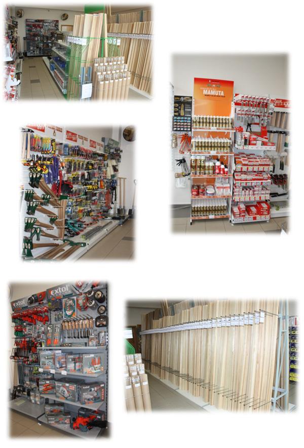 Prodej dřevěných profilových lišt a hranolů Praha