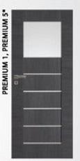 interiérové dveře Premium