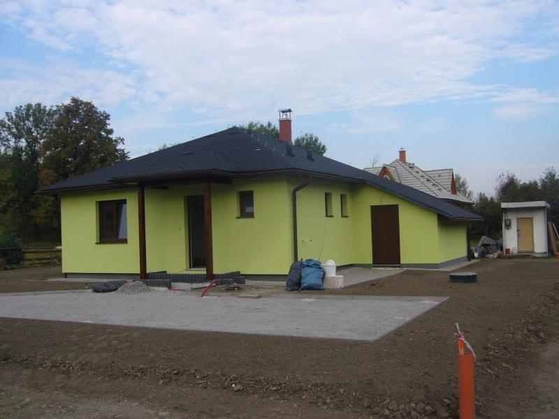 Projekce, výstavby nízkoenergetických, pasivních domů Kopřivnice