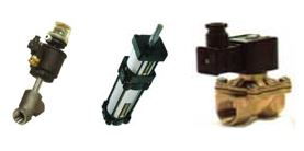 Velkoobchod - průmyslové armatury, tlakem ovládané ventily, šoupátka