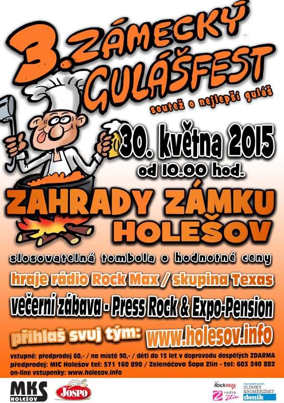 Zámecký gulášfest Holešov