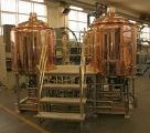 Pivovarské zařízení Blučina