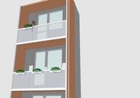 Předsazené zábradlí, balkónová zábradlí Praha Chodov