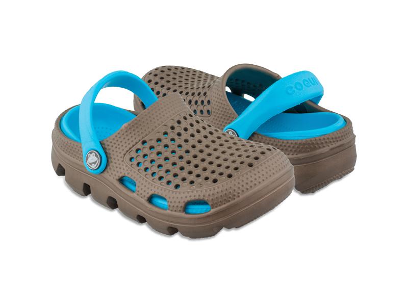 Dětské gumové sandálky, pantofle Coqui