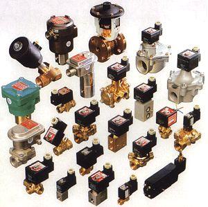 Průmyslové ventily HAWLE