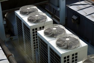 Návrh, montáž a servis klimatizací, odborné prohlídky vzduchotechniky