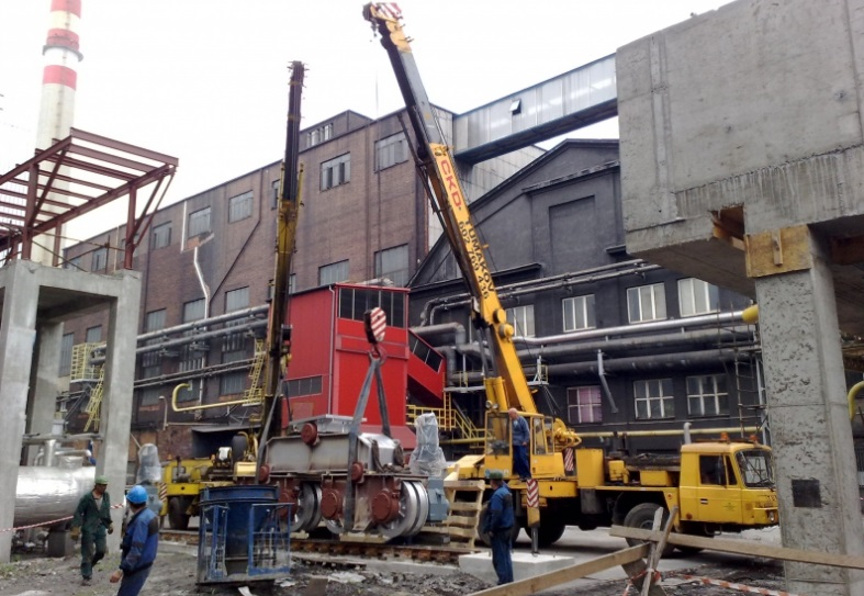 Montážní plošiny Ostrava