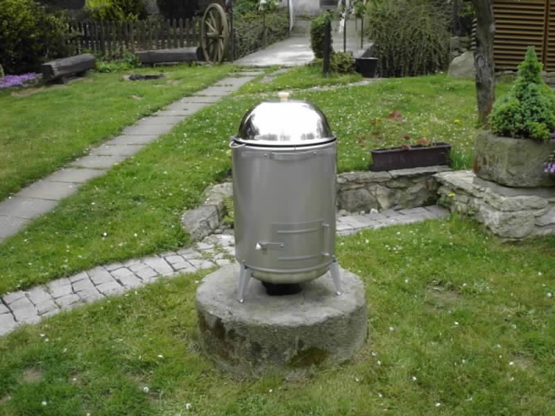 Limes - vodní gril, kompostéry, obrubníky
