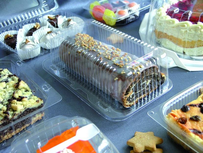 Jednorázové plastové obaly na potraviny - pro restaurace, fastfoody a i na koncerty