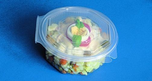 Jednorázové plastové obaly na potraviny na koncerty Olomouc