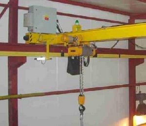 Dodávka, rekonstrukce, modernizace, generální opravy jeřábů Zlín